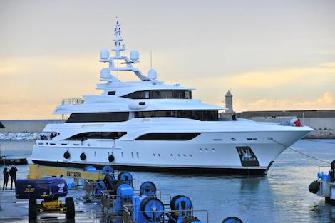 Image for article Benetti launches 'Formosa'