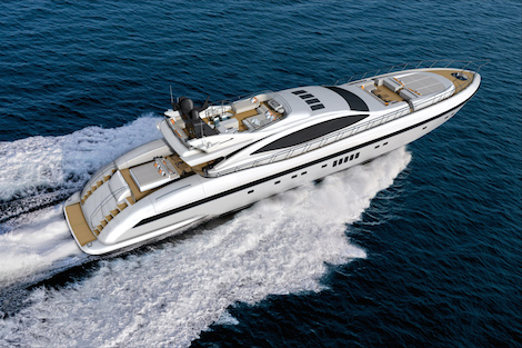 Image for article First Mangusta 132 sold