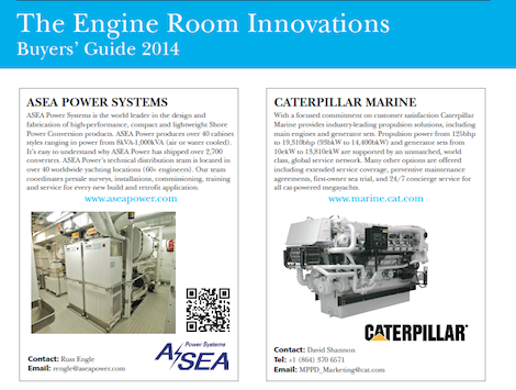 Image for article [Sponsored content] Engine room innovation buyers guide 159
