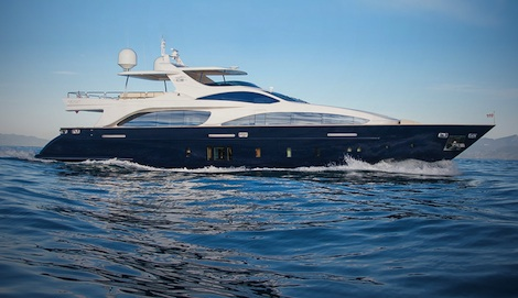 Image for article 'It's not all doom and gloom in the market',  says Jim Evans of SuperYachtsMonaco