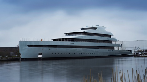 Image for article Feadship launches eco-friendly 'Savannah'