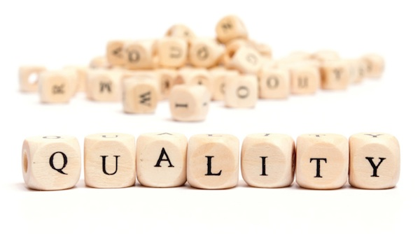 Image for article Committing to quality