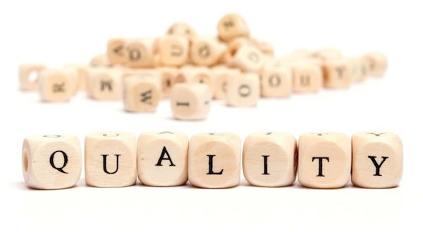 Image for Committing to quality