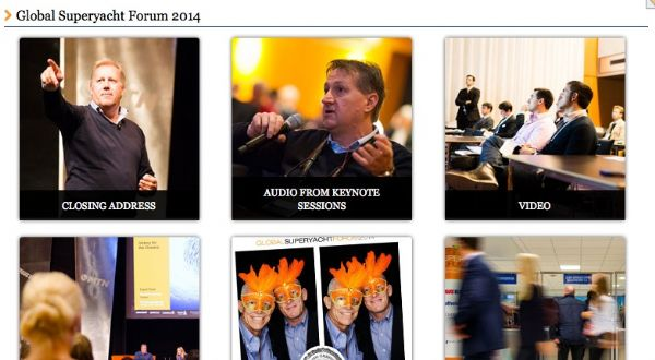 Image for Experience 2014's Global Superyacht Forum
