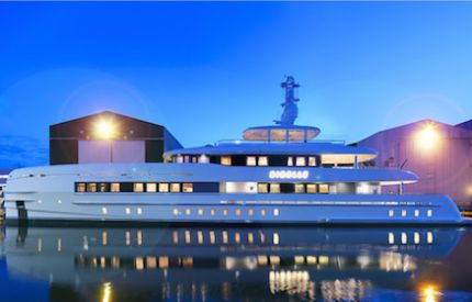 Image for Heesen launches 50m 'Sibelle'