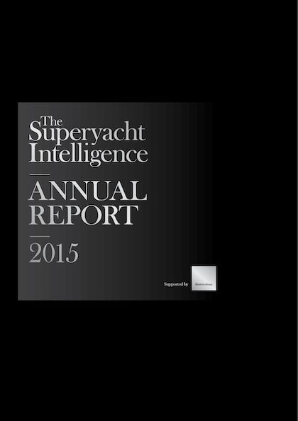 Image for article Download The Superyacht Intelligence Annual Report 2015 now!