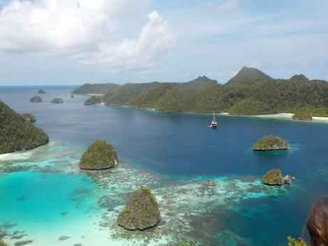 Image for article Clarification on Indonesian cruising rules