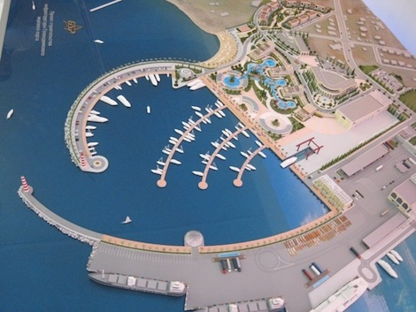 Image for article Russia proposes marinas for Black Sea Coast