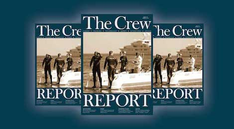 Image for article The Crew Report's first issue of 2015 is here
