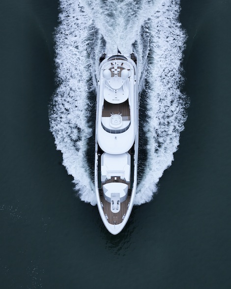 Image for article Heesen delivers M/Y 'Asya'