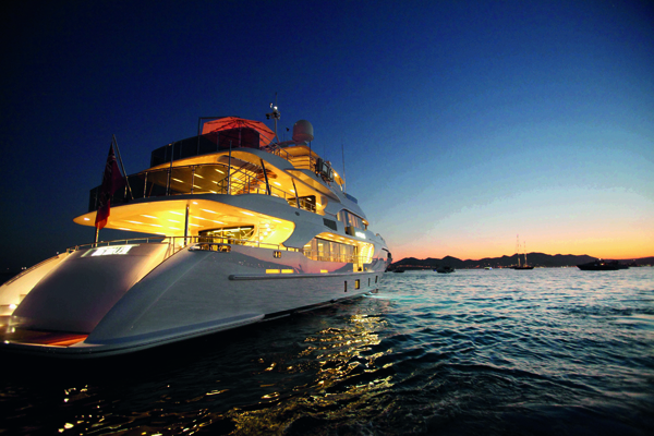 Image for article Benetti announces the sale of seventh Classic Supreme 132