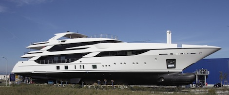 Image for article Benetti completes a successful first quarter