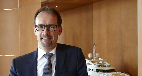 Image for article Heesen re-recruits director of operations