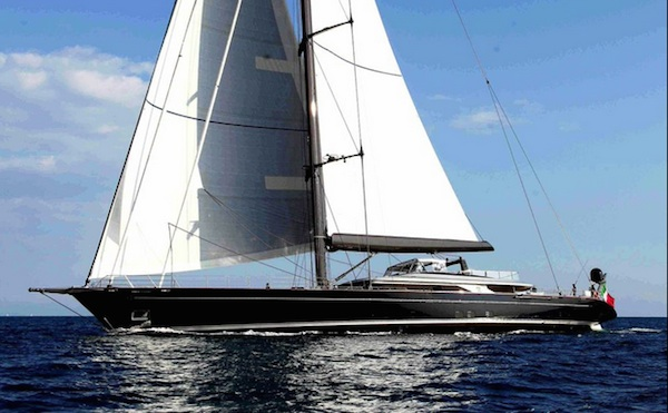 Image for article Perini Navi has delivered Perseus^3