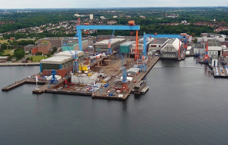 Image for article Nobiskrug announces launch of 140m 'White Pearl'