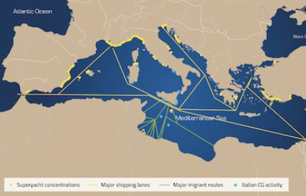 Image for MYBA commissions report on ISIS threat to superyachts