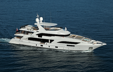Image for article Benetti takes on Asia