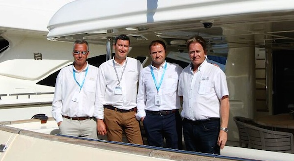 Image for article Vilanova Grand Marina-Barcelona signs an agreement with Ventura Yachts