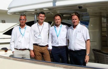 Image for Vilanova Grand Marina-Barcelona signs an agreement with Ventura Yachts