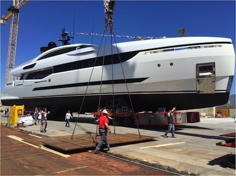 Image for article Columbus Yachts prepares double launch