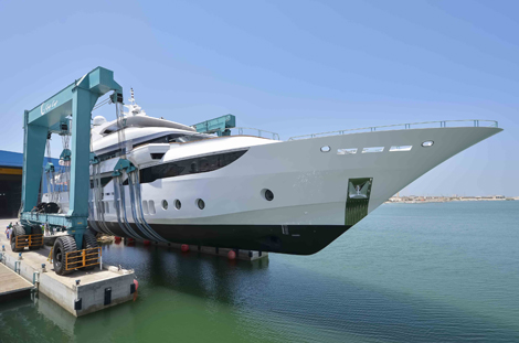 Image for article Gulf Craft launches Majesty 155