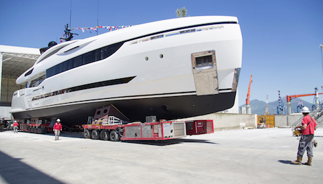 Image for article Columbus Yachts launches two projects