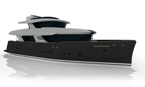 Image for article Holland Jachtbouw receives new order for explorer motoryacht