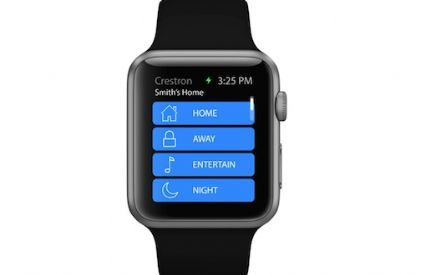 Image for Apple Watch home automation