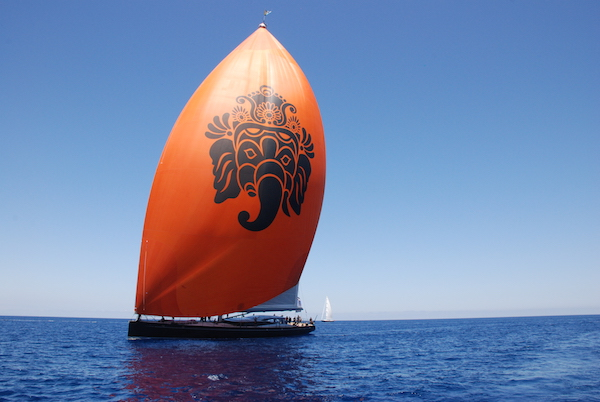 Image for article Dubois takes over Porto Cervo