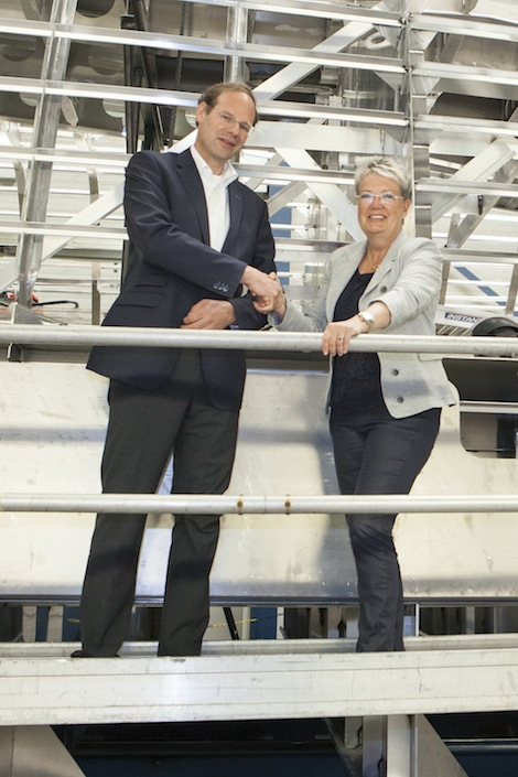Image for article Royal Huisman appoints new managing director