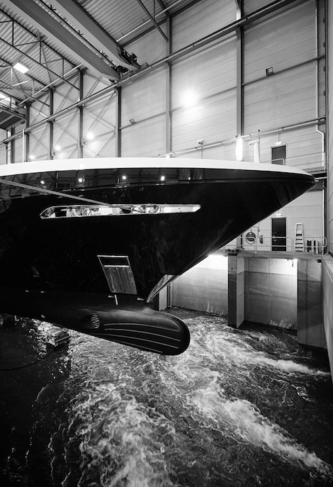 Image for article Heesen launches a 50m project