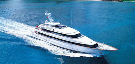 Image for article Feadship's 55.5m 'Madsummer' listed for sale