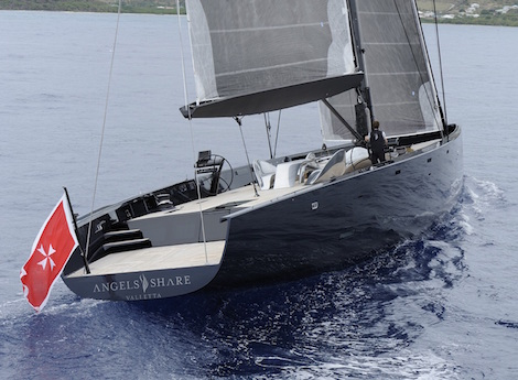Image for article €2 million price reduction on S/Y 'Angel's Share'