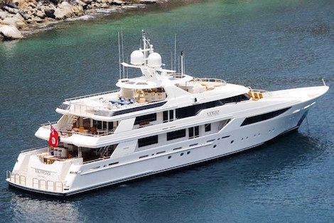 Image for article Northrop & Johnson sells Westport's M/Y 'Vango'