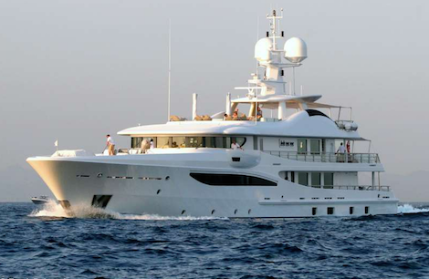 Image for article M/Y 'Lady Nag Nag' for sale