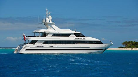 Image for article Fraser Yachts sells 'Namaste' & 'Victoria Del Mar'