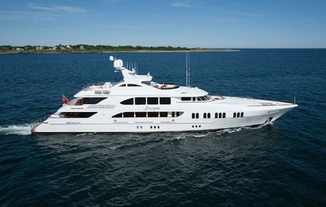Image for article M/Y 'Imagine' has $2 million price reduction