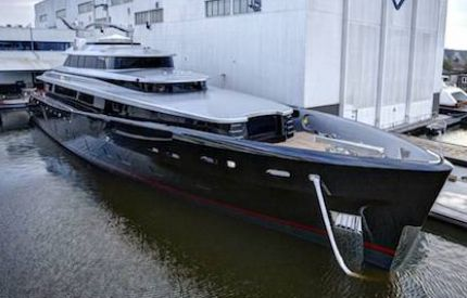Image for Feadship trials cleaner fuel