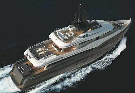 Image for article Mondomarine begins construction of the M40 Explorer