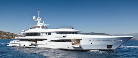 Image for article Amels confirms sale of 55m Limited Edition superyacht