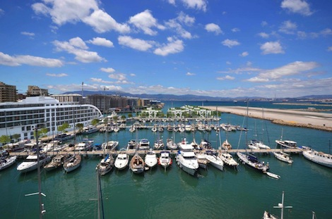 Image for article Not one, but two superyacht marinas?