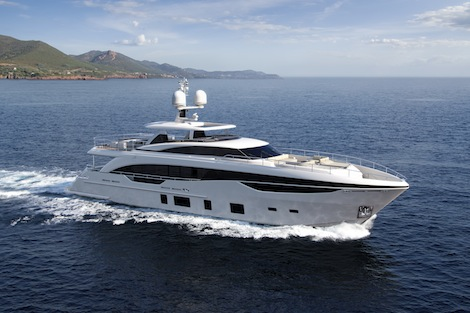 Image for article Restructuring at Princess Yachts