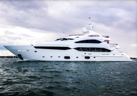 Image for article Sunseeker's 'Thumper' for sale