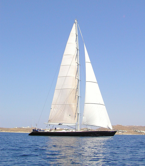 Image for article S/Y 'Onelilo' for sale with Camper & Nicholsons