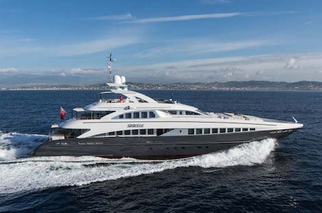 Image for article 'Sibelle' now jointly listed for sale with SuperyachtsMonaco and Ocean Independence