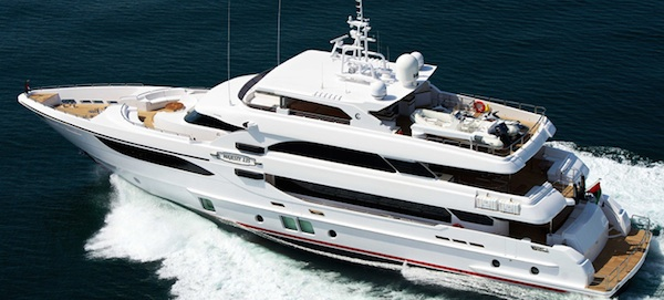 Image for article Gulf Craft brings largest yacht to date to MYS