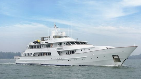Image for article CRN's 'Matahari' sold by Simpson Marine