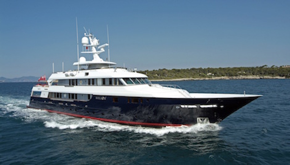Image for article Palmer Johnson's 51.2m Helios 2 for sale