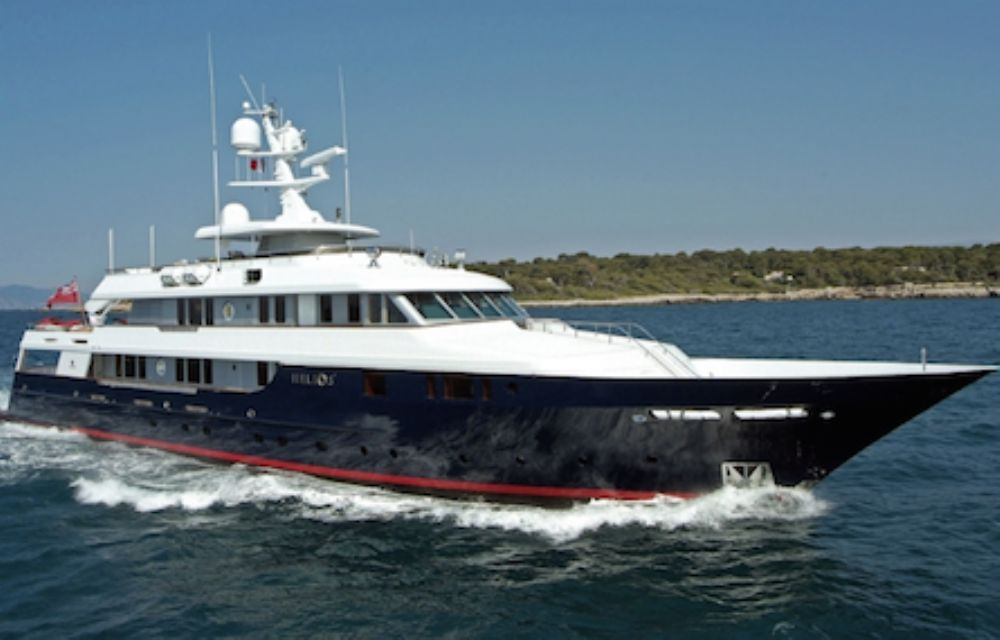 Image for Palmer Johnson's 51.2m Helios 2 for sale