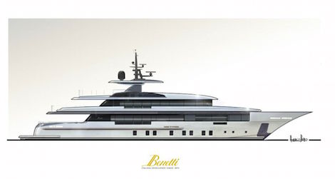 Image for article Benetti has announced the sale of 49m custom superyacht Zafiro 160'